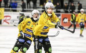 Erik Jonsson har fått en mer tydlig roll den här säsongen där han gått som deffmitt eller försvarare.