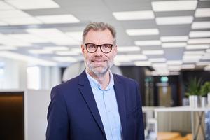 Alf Westerdahl, Västerås Marknad och Näringsliv AB. Foto: Pressbild
