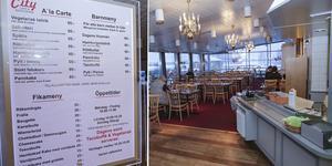 Ludvika blir en restaurang fattigare. Senast den 28 februari är Cityrestaurangen nedlagd.