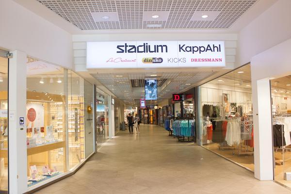 Sedan tidigare har bland annat H&M bestämt sig för att lämna köpcentrumet.