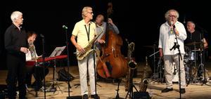 Jazz på Vallby 2017. Foto: Sune Andersson.