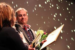 MAgnus Nelhagen, Årets företagare.