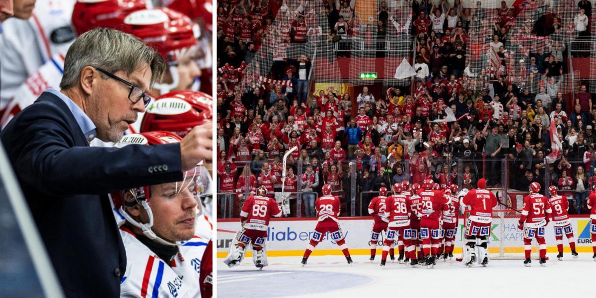 Hemmapremiär för Timrå IK – då längtar Ante Karlsson efter publiken: