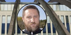 Erik Axelsson är kritisk till förhållandena i Maserhallen.