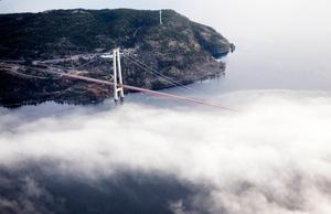Högakustenbron. Bild: Johan Engman