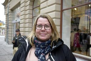 Anna Cederqvist, 48, boendehandledare, Granloholm: