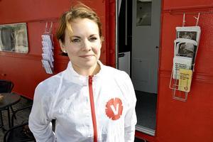 Isabell Mixter (V), regionpolitiker från Sundsvall.