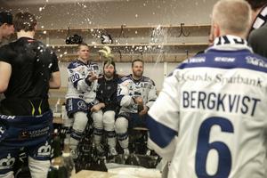 Martin Karlsson, Mattias Karlsson och Jesper Ollas