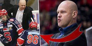 Andreas Johansson coachade Nylander och Pastrnak säsongen 13/14. Foto: Hockeypuls//Bildbyrån.