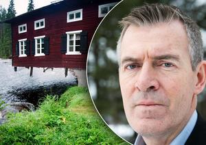 Ola Berglund, skadechef på Länsförsäkringar. Foto: Montage.