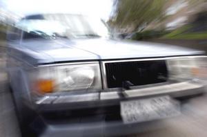 En polisanmälan om rattfylleri har upprättats efter att polisen påträffat en bilförare i centrala Falun. OBS: Bilden är tagen i ett annat sammanhang.