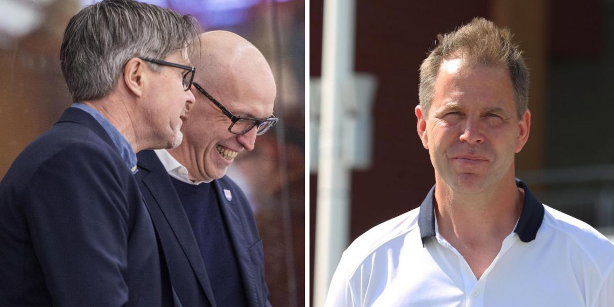 KLART: Timrå IK:s oväntade finaldrag - Ulf Dahlén kliver in i båset