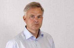 Hans Östlin, kommunikationsdirektör på Nynas. Foto: Nynas