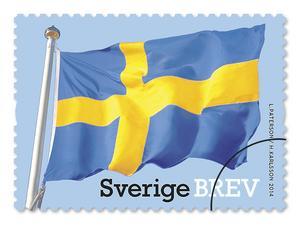 Signaturen skriver att den danska delen av PostNord förorsakar den svenska portohöjningen. Foto: Posten
