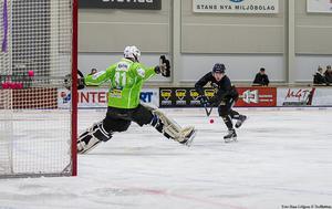 Markus Eriksson. Bild: Hans Löfgren/Gripen Trollhättan BK