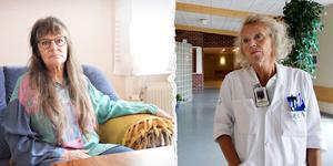 Oenighet kring region Västernorrlands ME vård. Gertie Gladnikoff vänder sig bland annat mot ett uttalande av sjukvårdsdirektör Lena Carlsson, som har hävdat att det numera finns ME-kunniga läkare i Västernorrland.