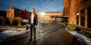 Erik Ljungberg, kommunikationsdirektör på Scania, också med ansvar för marknadsföring och hållbarhet, är nöjd med 2018. Marknaden särskilt i Europa har varit stark och branschen har blivit allt mer klimatmedveten.