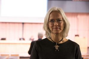 Pernilla Wigren är från och med den 1 november Falu kommuns nya kommundirektör.