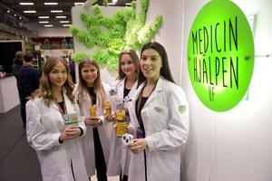 Medicinhjälpen UF kammade hem titeln Årets UF-företag.