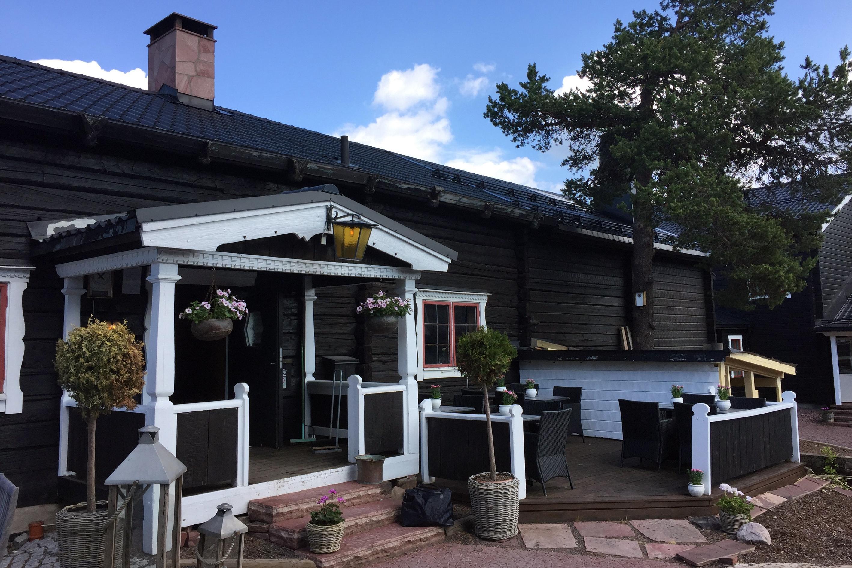 Gammelgården i Sälen är ett av hotellen på White Guides topplista.
