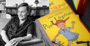 Astrid Lindgrens Pippi Långstrump fyller år.