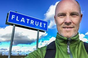 Jens Stenman: Jag ser fram emot att få besöka fler delar av Bergs kommun och möta fler intressanta människor.