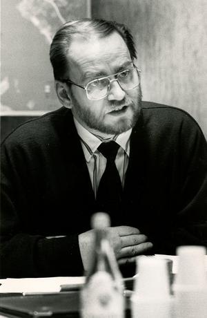 Stefan Permickels, 1990, Bild: Göte Nyman
