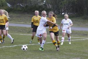 Svegs flickor 16 missar A-slutspelet i årets upplaga av Storsjöcupen.