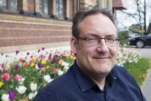 Mats W Lundberg tror på en framtid för bränslecellsbilar.