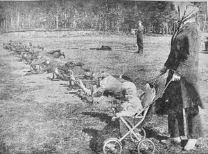Kpistarna smattrade men det verkar inte ha bekommit varken skyttar eller publik vid skyttetävlingen Påsksmällen i Eksjö.