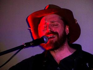 Andreas Nilsson sjunger numera country på svenska. Foto: Kjell Larsson