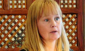 Susanne Hansson.