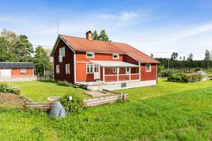 Husets källare byggdes till 1990 då huset flyttades från en annan grund. Foto: Fotograf Patrik Persson