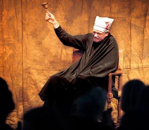 Anders Lerner i föreställningen