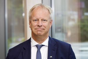Per Lindahl, Lantmännens styrelseordförande.Fotograf: Johan Olsson