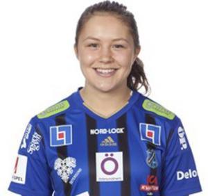 Mariell Bodin, härjedaling i elitettan.