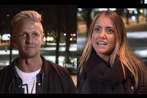 Odd Claesson och Sofie Karström lyckades charma juryn under