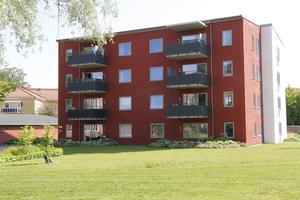 I byggnadsplanerna för området ingår ett fyravåningshus av samma modell som tidigare byggts.