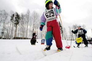 Fler aktiviteter? Korsnäs IF skidklubb vill ha möjlighet att arrangera fler aktiviter vid Pumpens friluftsområde i Korsnäs. Foto: Kjell Jansson/Arkiv
