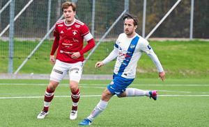 Ludvig Sundström spelade i IFK-tröjan så sent som 2017. Nu är han tillbaka som tränare.