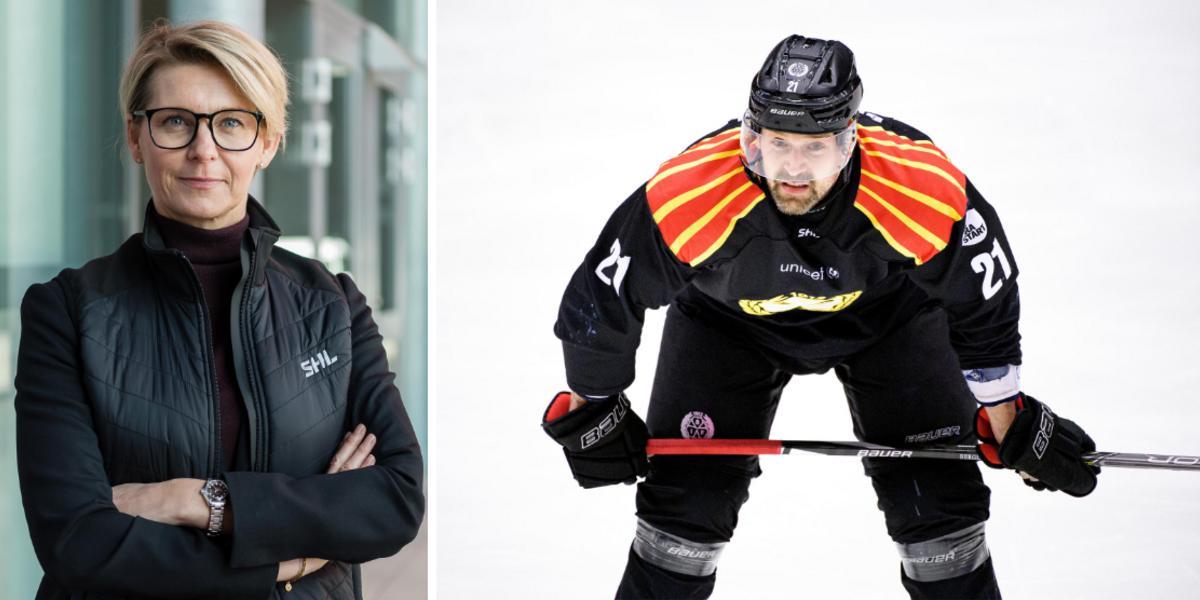 Beskedet från SHL om Brynäs hantering av Patrik Berglund: