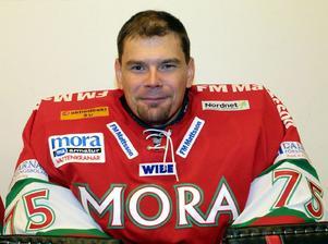 Bengt Höglund gjorde sin sista Moramatch säsongen 2004/05, karriären avslutades i dåvarande division 1-klubben Örebro HK. Foto: Arkiv