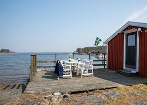 Bylehamnsvägen 113, Väddö. Bild:  Julia Pettersson