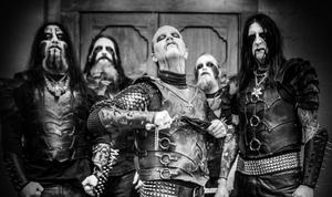Dark Funeral (bild) och Ultra Silvam är de första två bokningarna till Nordfest 2018. Foto: Hannah Verebeuren