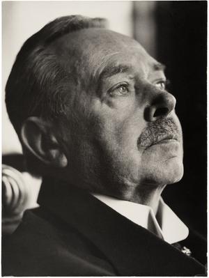 Hjalmar Söderberg, fotograferad av Anna Riwkin.