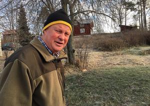 Anders Carlsson känner oro för att det ska hända en olycka.
