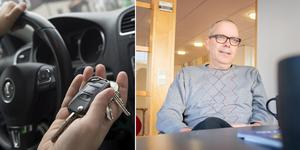 Urban Wigren (S) var styrelseordförande för Faxeholmen fram till den 29 april. I mitten av maj köpte han en bil av bolaget.