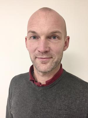 Dan Staffansson, förvaltare regionfastigheter, Region Dalarna. Foto: Pressbild