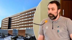 Hjälp vid hemkomsten från sjukhuset  är viktigt menar Henrik Sendelbach (KD).