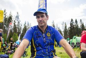 För Mats Jönsson från Falun är Ösa-träffen en av årets höjdpunkter i orienteringsväg.
